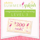 Splash Incentive LEVEL THREE achievers