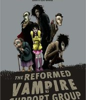 The Reformed Vampire Support Group by: Catherine Jinks