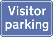 Visitor & Volunteer Parking Information