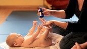Voor baby's van 6 weken tot 6 maanden oud