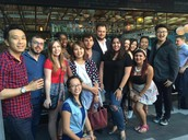 Rotaract Club of York University hosted the Welcome Party
