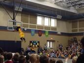 Boomer slam dunk!!!