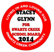 Candidate Stacey Glynn