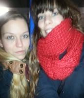 Chantal en Ik