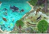 Major geologic events