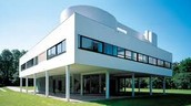 Modern house, International style