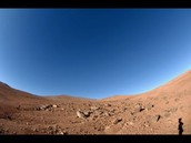 Day time on Mars