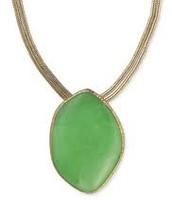 Serenity stone pendant