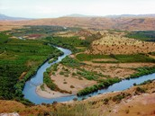 Great Zab River
