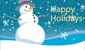 Happy Holidays to All TR Staff