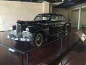 Kim Il-Sung's limousine
