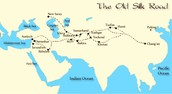 The Han dynasty was the first dynasty to use the Silk Road from Italy to China