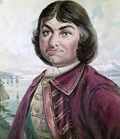 Danish navigator Vitus Bering