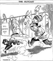 A political Cartoon