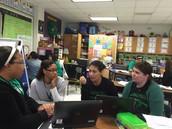 Moseley Elementary 3rd Grade Team Meeting