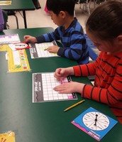 Graphing our Sight Words