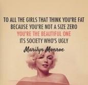Dicho Famoso de Marylin Monroe