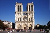 Next will be the Notre Dame Cathedral