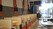 East middle cafeteria.