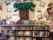 Inviting Classroom Library