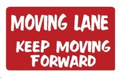 NEW PARKING LOT SIGNS COMING SOON...