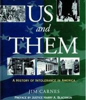 Us and Them : A history of Intolerance in America
