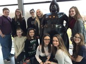 Art Department Visits Boston Museums