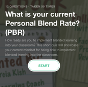 What is your Personal Blend Rate?