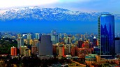 Santiago (the capital of Chile)