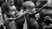 Honger in Afrika
