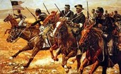Buffalo Soldier Cavalry