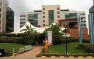 IT campus in India