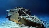 The sunken ship