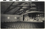 here is a picture of the oldest still standing theater in Minnesota it is called the old log theater