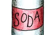 No debes beber muchos refrescos