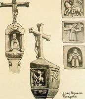 As cruces de pedra na Galiza.
