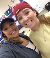Katie Shropshire & Erica Parnell