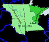 Minnesota as a territory