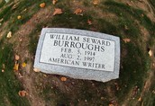 Williams Grave
