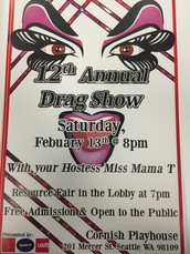 12th Annual Cornish Drag Show!!!!