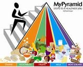 2005 Food Pyramid