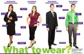 Dress Code in General