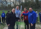 Disc Golf Comes to Potter