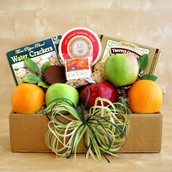 Holiday Fruit Baskets