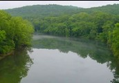 picture about the white river