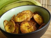 Plantain (Banana Chips)