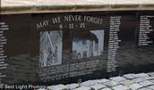 9/11 Memorial Stone