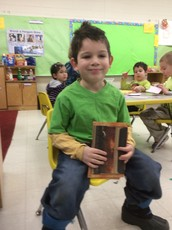 News from Preschool!