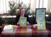 Book Launch Sunday, October 25th at McNally Robinson's!