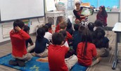 Mystery Reader SIgn-Up